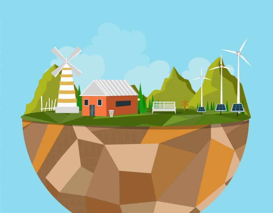 Petit éolien domestique et industriel