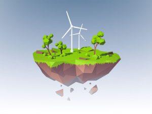 éolienne, installation, maintenance